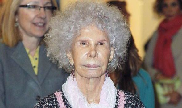 House of Stuart's Duchess of Alba could be next Queen of Scotland after independence vote | UK | News | Daily Express