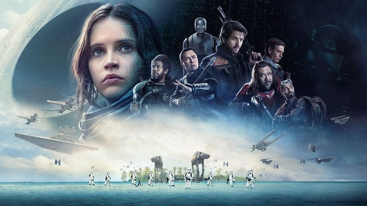Rogue One: A Star Wars Story (2016) Watch Online Full Movie Free Streaming | Cenflix