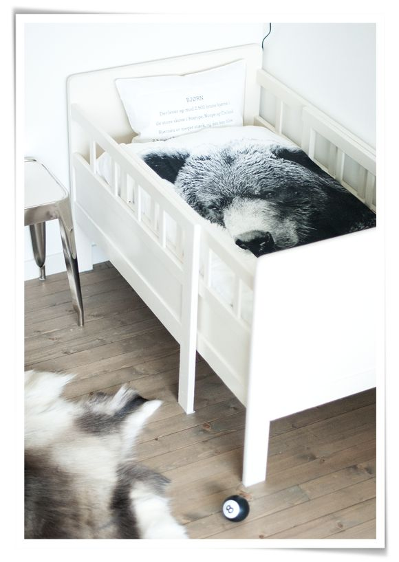 ♥ Bear Bed Linen - By Nord ♥