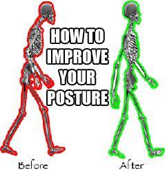 10 Easy Ways To Improve Your Posture.