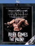 WWE: Brock Lesnar - Here Comes the Pain [Blu-ray] [English] [2003]