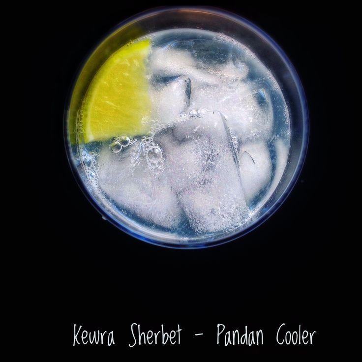 Kewra Sherbet | Pandan Cooler