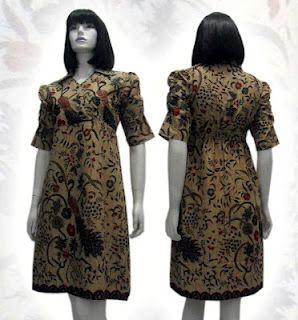 Batik Motif : Kombinasi Bahan : katun primisima