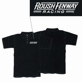 2012 Roush Fenway Black Polo (1997), $35.00 (http://store.roushcollection.com/roush-fenway/2012-roush-fenway-black-polo/)