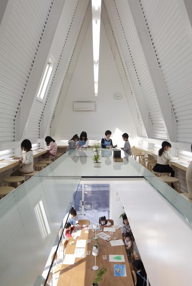 Kumon School By Takashi Yonezawa, Kyoto, Japan