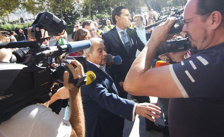 Alfonso Rus imputado en una nueva pieza del caso Imelsa por blanquear comisiones