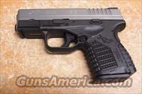 """XDS-45 w/stainless slide, 3.3"""" bbl.  Guns > Pistols > Springfield Armory Pistols > XD (eXtreme Duty)"""