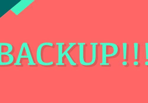 Når man er kreativ og har travlt, er backup løsninger ikke altid det mest spændende at kigge på. Men det sker, at ens computer eller harddisk crasher. Jeg har fået en del mails fra kunder gennem tiden, som har mistet alt og skriver for at høre, om jeg har deres billeder liggende. Det har jeg […] - See more at: http://www.creatur.dk/blog/#prettyPhoto