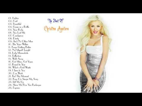 Best Songs Of Christin... Christina Aguilera Songs