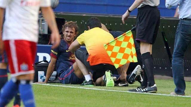 FC Barcelone : Marc Muniesa hors-jeu pour six mois