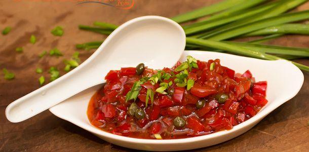 Dulceata de ardei kapia, gem, sos, sau cum vreti sa-i mai ziceti.