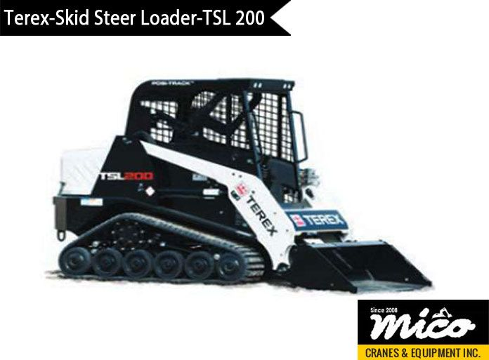 59 best skid steer loaders images on pinterest skid steer loader tsl 200 terex skid steer loaders available at mico equipment contact us to request a fandeluxe Images