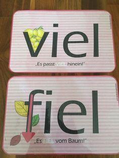 Kostenloses Deutsch Freiarbeitsmaterial für alle! Einfach herunterladen, ausdrucken und los geht es! Viel Spaß damit!