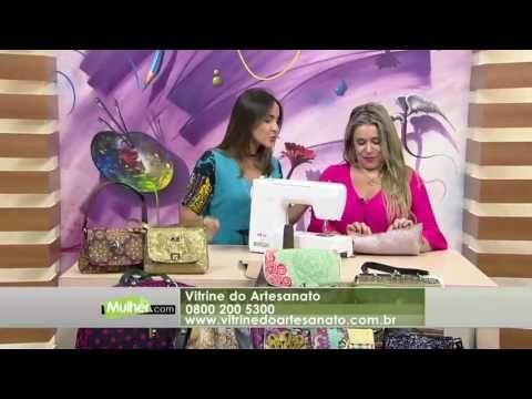 Mulher.com - 09/11/2016 - Bolsa - Adriana Dourado - YouTube