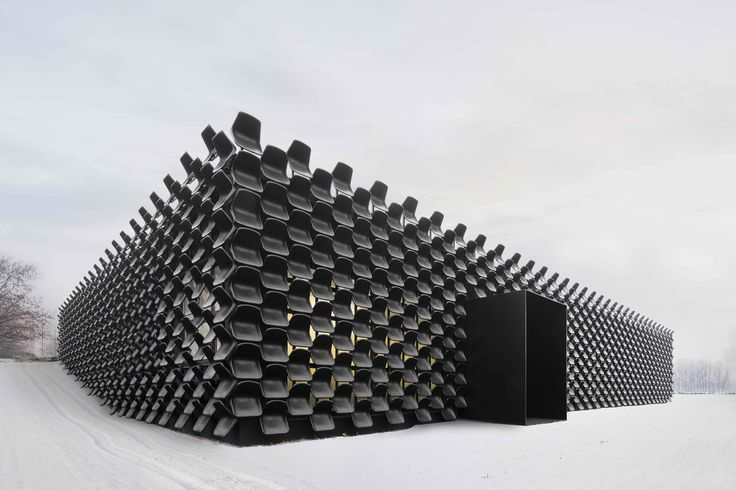 Gallery of Gallery of Furniture / CHYBIK+KRISTOF - 1