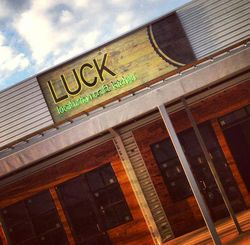 Craft Beer-Focused LUCK Opens Tonight at Trinity Groves