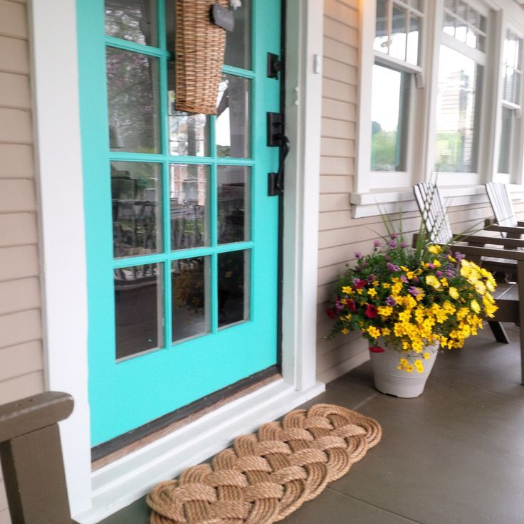 Woven Nautical Rope Door Mats by Mystic Knotwork: http://mysticknotwork.com/collections/nautical-door-mats-and-entry