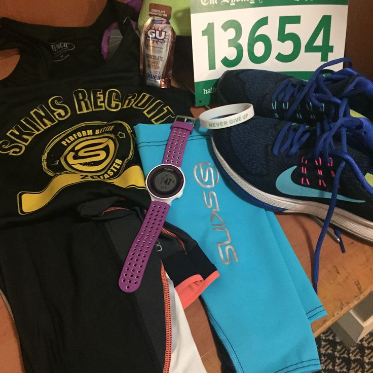 Wow I cannot believe the time has come and tomorrow morning I will be participating in my first ever half marathon       #smhhalfmarathon                                  9weeks ago I was selected with 19 others to become a Skins recruit and represent Skins @skinsau what an honour that has been #skinsrecruitshm #skinsrecruit2015      My experience has been amazing so far and Im super excited to soon have a life goal ticked off my bucket list.                      I am so proud of myself as I…