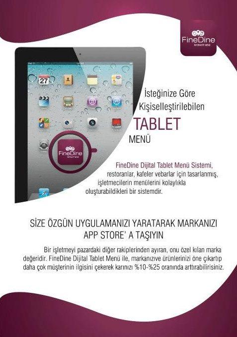 iPad Menu Design - Menü tasarımı  http://www.finedinemenu.com/