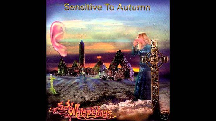 SAD WHISPERINGS - Sensitive to Autumn ◾ (album 1993, Dutch death/doom metal)