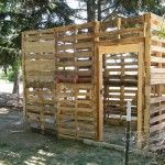 Wooden Pallet Chicken Coop Instructions