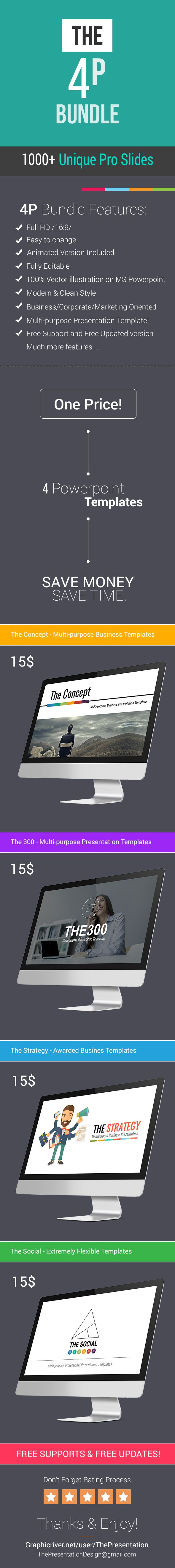 The 4 Powerpoint Bundle Templates. Download here: http://graphicriver.net/item/the-4-powerpoint-bundle/16051607?ref=ksioks