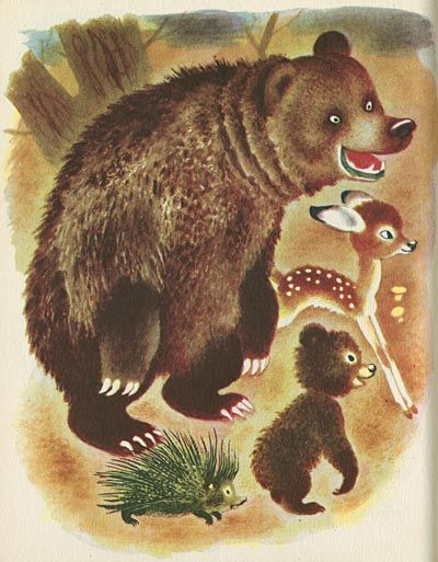 Tenggren Little Trapper: Illustrations Nonpareil, Animalsmor Illustrations, Animal Illustrations, Books Illustrations, Bears Ilustr, Animal Mor Illustrations, Bears Art, Patterns Illustrations, Bears Boards
