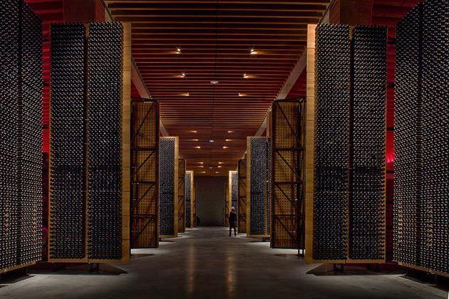 M s de 1000 ideas sobre bodega moderna de vino en - Bodegas modernas ...