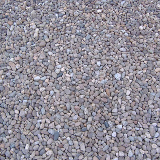 How To Mix Pebbles With Epoxy To Pour Over Concrete In