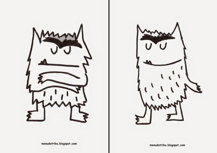 Menuda Tribu: 6 actividades para trabajar las emociones con el Monstruo de colores