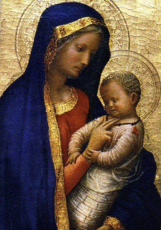 Madonna Casini... Tommaso Masaccio
