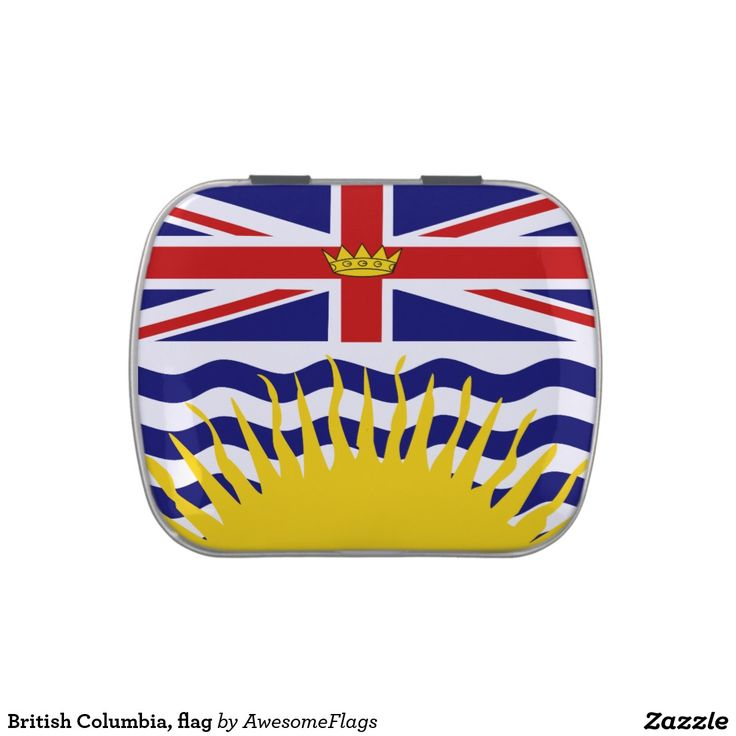 British Columbia, flag