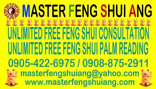 MASTER FENG SHUI ANG OFFERS UNLIMITED FREE FENG SHUI CONSULTATION AND UNLIMITED FREE FENG SHUI FORTUNE TELLING. DISCOVER HOW MASTER FENG SHUI ANG CAN HELP YOU TO IMPROVE YOUR LUCK. I AM HERE TO ASSIST YOU BRINGING YOU HOME OR BUSINESS GOOD LUCK. I AM READY TO SERVE YOU WITH THE KNOWLEDGE OF FENG SHUI  LET MASTER FENG SHUI ANG HELP YOU TO IMPROVE YOUR BUSINESS AND SALES PERFORMANCE. MASTER FENG SHUI ANG IS WILLING TO HELP PEOPLE BY HELPING TO CREATE GOOD LUCK AND GOOD FENG SHUI IN YOUR…