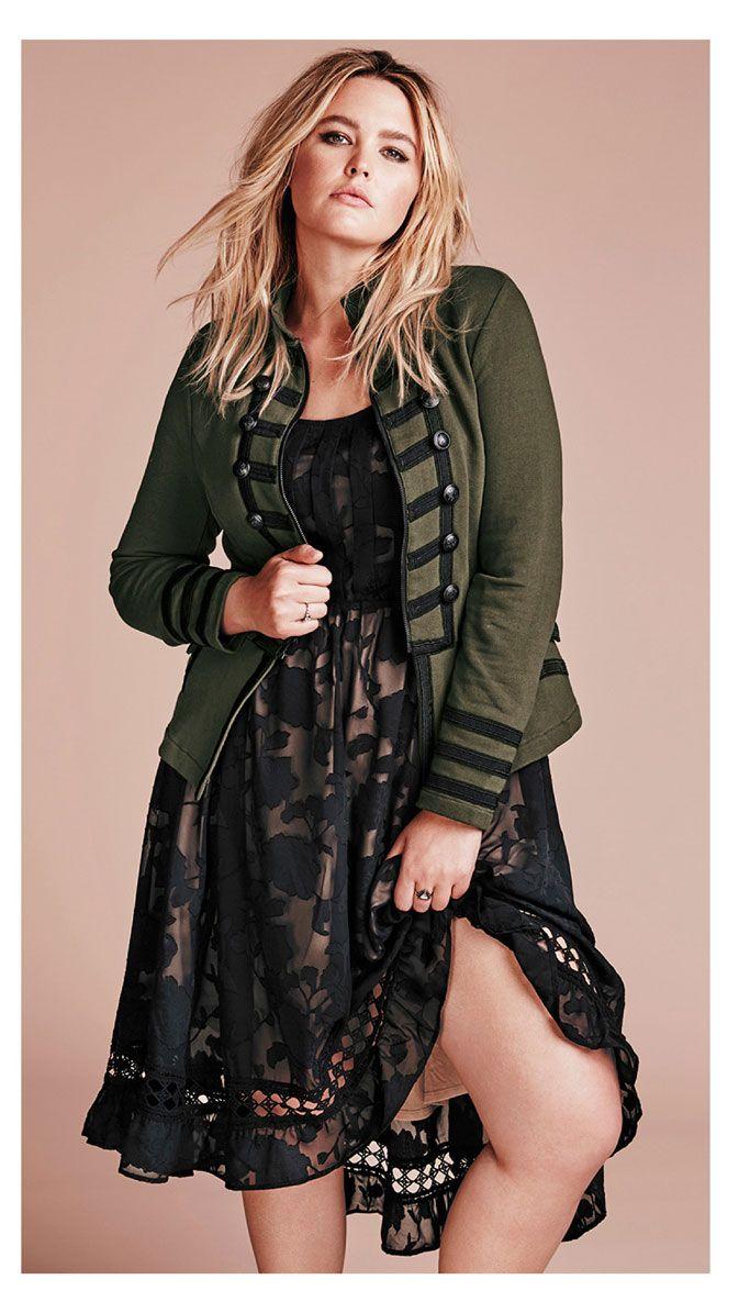 2016 Fall / Fall In Line | Catalog | CLOTHING | Torrid