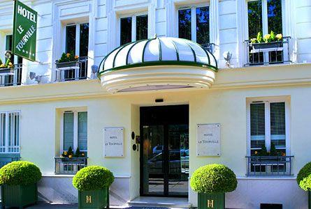 Hotel Le Tourville - Paris, Tour Eiffel - Invalides, Paris réservation Venere Hotel Prix 154.00 Euros
