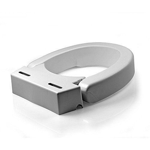 Ableware Hinged Elevated Toilet Seat, Elongated Maddak Inc. http://www.amazon.com/dp/B0061ZRM6I/ref=cm_sw_r_pi_dp_JYM7wb0QST43R