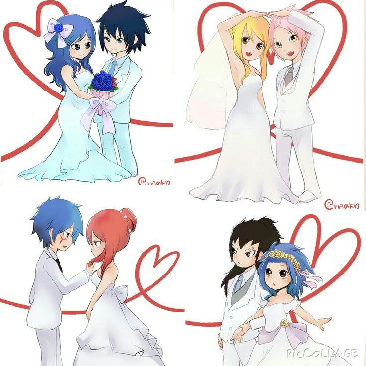 Read Manga Warm Wedding: Best 25+ Fairy Tail Characters Ideas On Pinterest