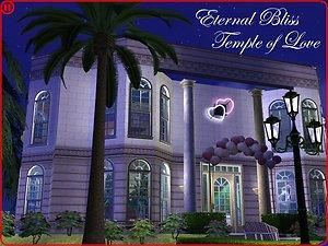 Mod The Sims - Eternal Bliss Temple of Love