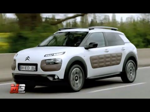 NEW CITROEN C4 CACTUS 2015 - WORLD CAR AWARDS