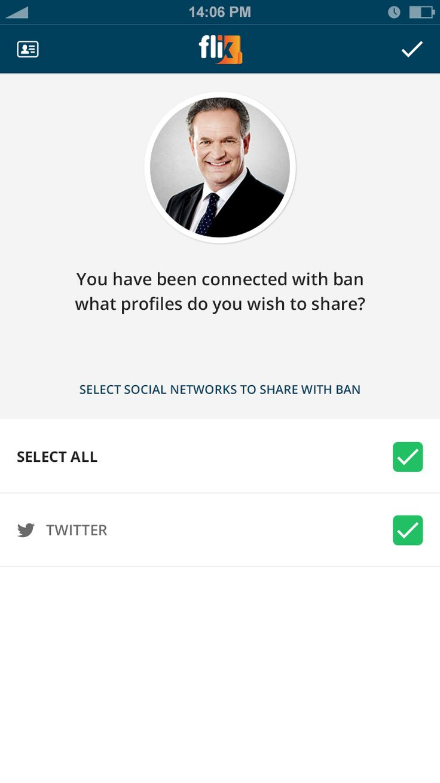 Flik world largest social media application on Behance