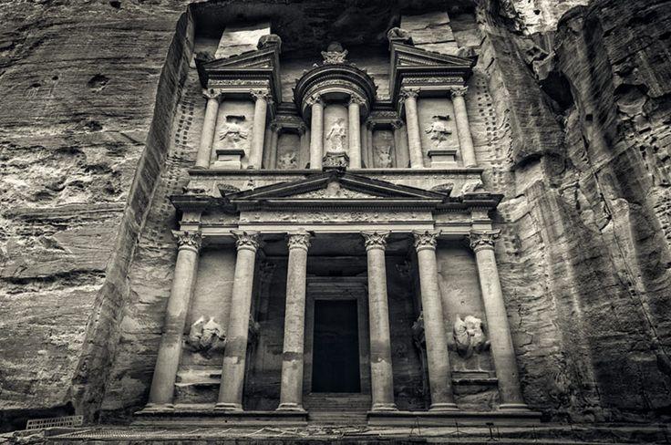 Petra, Jordan Treasury | illiam