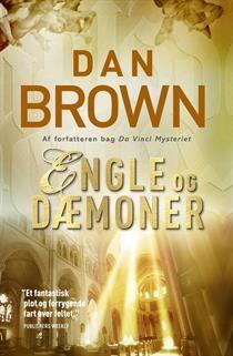Engle & dæmoner... T. '06... #danbrown#bog#bøger#books#novel#roman#reading#læsning