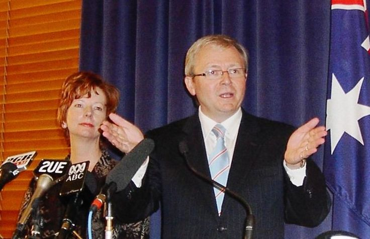 Bill Shorten For PM, Kevin Rudd Confirms Support - http://www.australianetworknews.com/bill-shorten-pm-kevin-rudd-confirms-support/