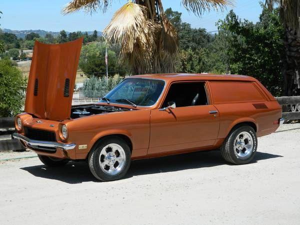1971 Chevrolet Vega Wagon