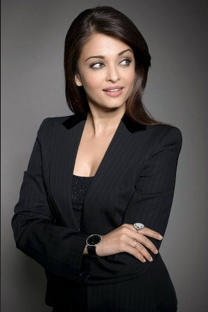 Aishwarya Rai - yep she's real . . . I think she was an Indian godess in her past life. . who knows