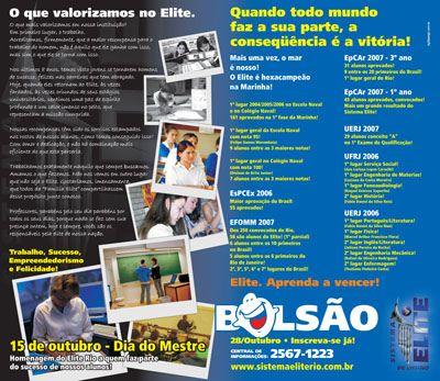 Anúncio Sistema Elite de Ensino | Flickr - Photo Sharing!