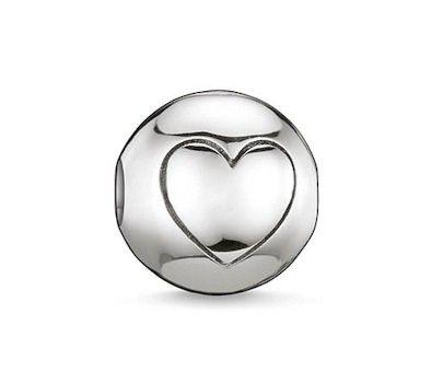 Thomas Sabo Silver True Love Karma Bead