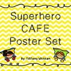 This product contains 4 superhero themed CAFE posters. These can be used as headers for a CAFE reading strategies bulletin board.   This pack inclu...