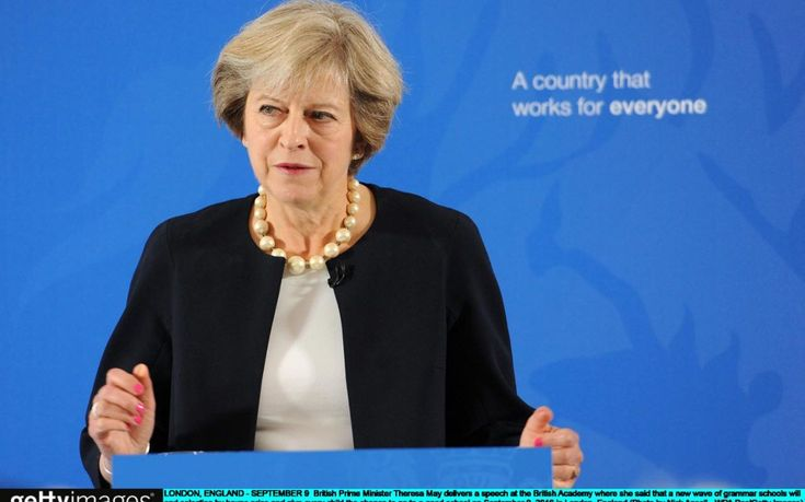 Theresa May's 'meritocracy' is a recipe for Darwinian dystopia  Let me cut to the chase: I think meritocracy, of the form Theresa May sets out in that quote, is one of the worst, most wicked and deplorable political ideas ever produced. Indeed, it is such a bad idea that no-one actually believes in it, even though ... http://www.telegraph.co.uk/news/2016/09/12/theresa-mays-meritocracy-is-a-recipe-for-darwinian-dystopia/