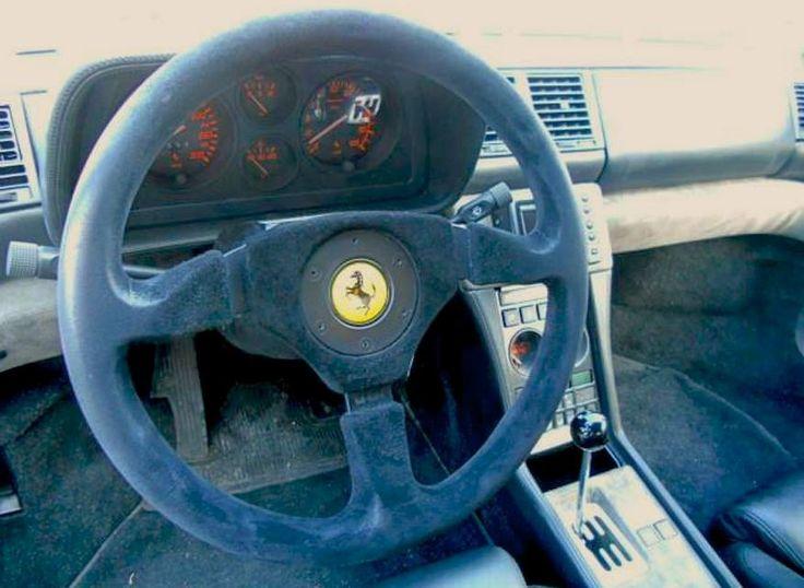 Ferrari 348 Zagato Elaborazione (1991 92)